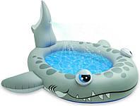 "Детский бассейн ""Акула"" Intex 57433, фото 1"