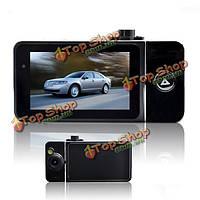 NOVATEK 96220 FullHD 1080p Автомобильный видеорегистратор камера 2.7-дюймов ЖК-G-сенсор