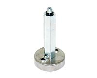 Адаптер к ВЗУ (пропан) для установки в бензо-заправочный люк удлиненный