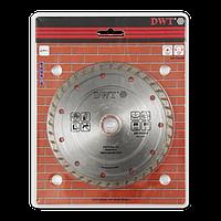 Алмаз DWT DP-TU 115 (турбоволна)