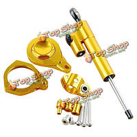 CNC Motorcycle Hyperpro Direction Steering Damper Set For BMW S1000 2010-2013