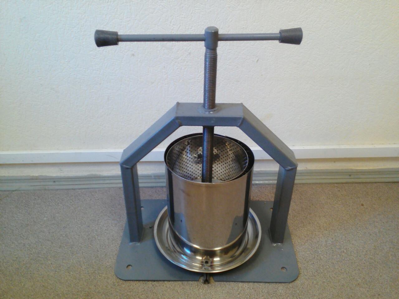 Пресс виноградный 10 л (Винница)