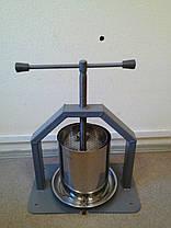 Пресс виноградный 10 л (Винница), фото 3