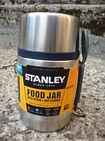 Термос для обедов с ложкой STANLEY Adventure 0,53 L - Зеленый (10-01287-023)