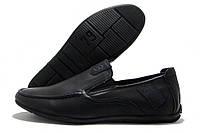 Туфли подростковые для мальчика Kimbo-o B79 черные