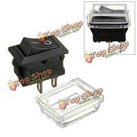 2 контактный включения/выключения водонепроницаемый тумблер и чехлы для приборной панели автомобиля приборной лодке
