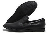 Туфли подростковые для мальчика Kimbo-o Style for Turkey черные