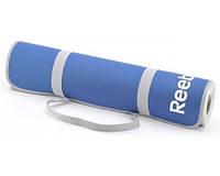 Коврик Reebok для стретчинга и пилатеса (синий) 1730х610х6 мм