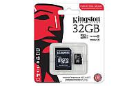 Карта памяти Kingston 32GB microSDHC C10 UHS-I R90/W45MB/s Industrial