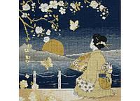"""Набор для вышивания """"Закат Кимоно (Kimono Sunset)"""" ANCHOR MAIA (снят с производства)"""