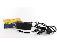 Адаптер 12V 3A UKC пластик + кабель, автомобильный адаптер питания, зарядное устройство для телефонов/ноутбука