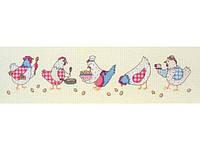 """Набор для вышивания """"Цыпленки (Chik Chiken)"""" ANCHOR"""