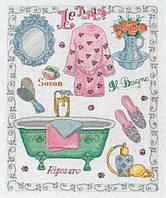 """Набор для вышивания """"Ванная (Bathroom)"""" ANCHOR (снят с производства)"""