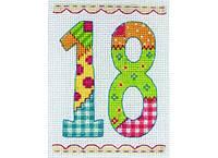 """Набор для вышивания """"День рождения (Birthday)"""" ANCHOR"""