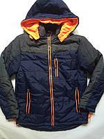 Куртка на синтепоне осень-весна 134
