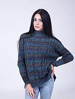Отличный теплый зимний свитер