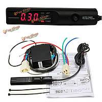 Turbo Блок управления автоматического таймера световой разряд LED A/F O₂ время войлок для Apexi