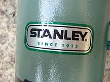 Термос STANLEY Classic Hertiage 1.3L - Зеленый (10-01032-037), фото 3