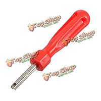 Шины клапан ключ ремонт удаление стволовых удаления инструмента для автомобиля мотоцикла