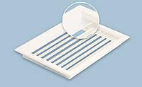 Вентиляционная решетка однорядная нерегулируемая