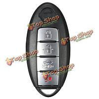 Замена 4б Prox дистанционный ключ смарт-дистанционный брелок для kr55wk49622 285e3-ja02a 285e3-ja05a