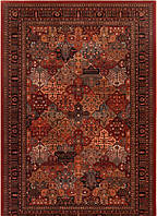 Персидские ковры темно красного бордового цвета, фото 1