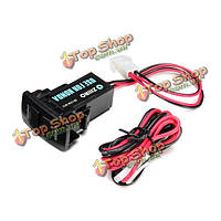 12v 3A двойной порт USB разъем питания мобильного телефона планшет GPS зарядное устройство для автомобиля Honda