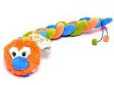 Мягкая игрушка Змея Мамба, 53 см, Украина, К305М