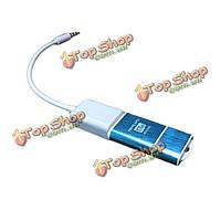 Автомобиль mp3 AUX 3.5 мм аудио разъем мужского к женскому USB 2.0 кабель преобразователя