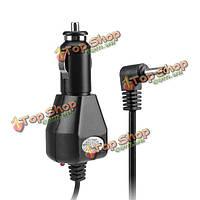 12v до 5V 3.5мм dc3.5мм круглый универсальный Видеорегистратор кабель зарядного устройства Автомобильное зарядное устройство