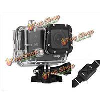 GitUp Git 2 камера NOVATEK 96660 дистанционное наблюдение за Git2 2k Wi-Fi 1440p действия GIT1 GIT2 камера спорта