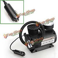 12 автомобилей Auto электрический насос воздушный компрессор шин надувное инструмент портативный