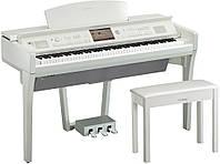 Цифровое фортепиано Yamaha Clavinova CVP-709PWH