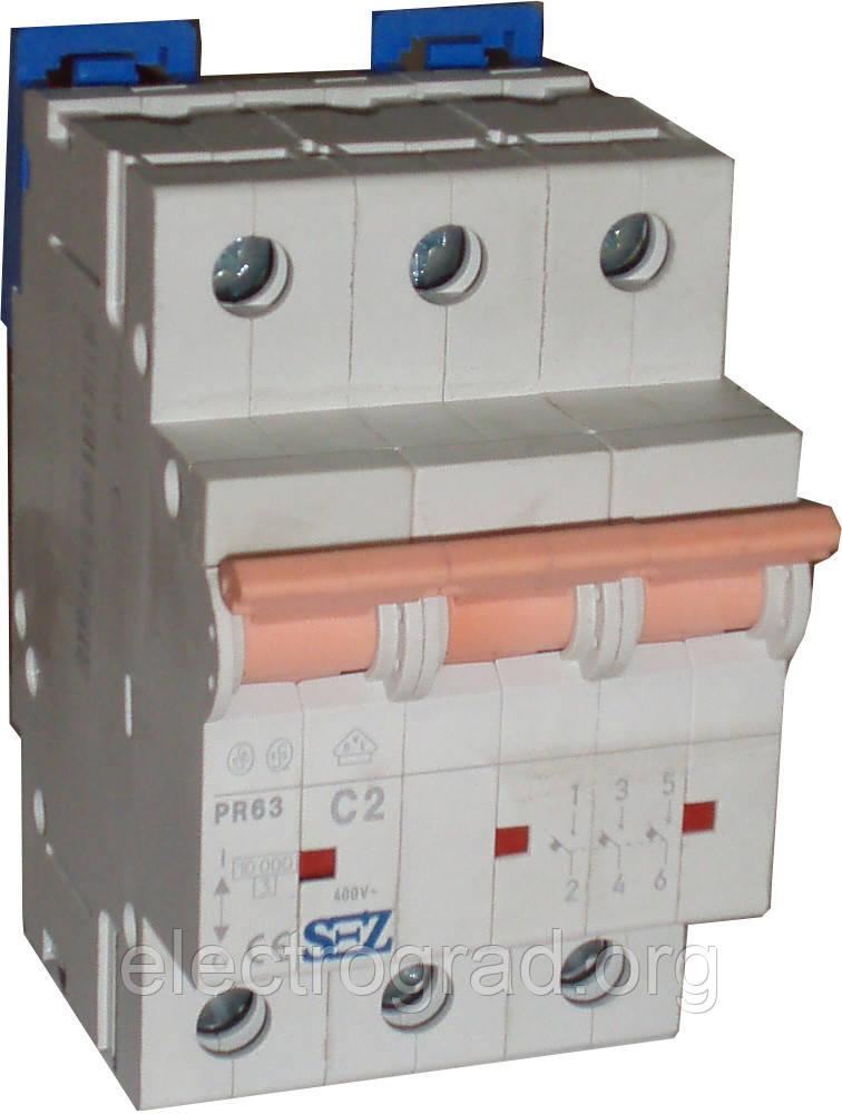Авт.викл. PR 63 C2 A ( SEZ )