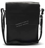 Удобная мужская сумка Langsa art. 6637-4 черный