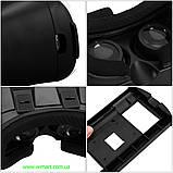 Очки виртуальной реальности 3D VR BOX II + джойстик(пульт)., фото 4