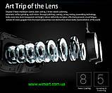 Очки виртуальной реальности 3D VR BOX II + джойстик(пульт)., фото 5