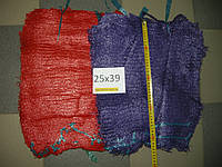 Сетка овощная 25*39  до 5 кг (100 шт), фото 1