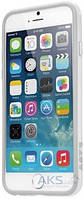 Чехол Laut Loopie Series Apple iPhone 6, iPhone 6S White (LAUT_iP6_LP_W)