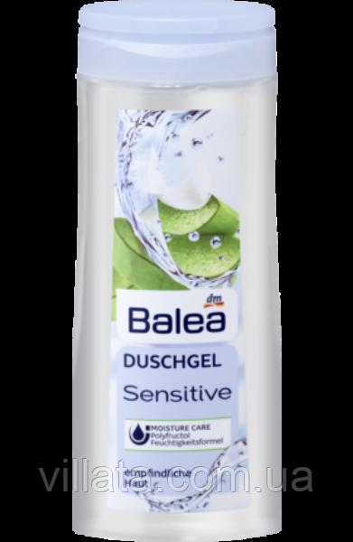 Гель для душа Balea Duschgel Sensitive с Алое Вера 300 ml