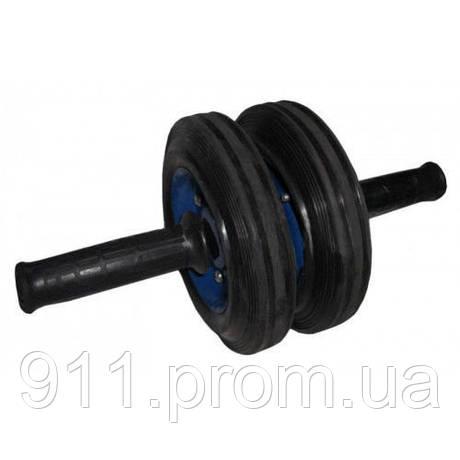 Ролик (колесо-триммер) для пресса двойное