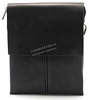Удобная мужская сумка POLO art. 6771-4 черный