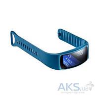 Спортивный браслет Samsung Gear Fit 2 Blue (SM-R3600ZBASEK)