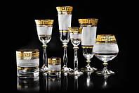 Бокалы под шампанское Богемия Анджела (190мл*2 шт)