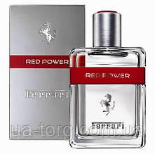 Мужская туалетная вода Ferrari Red Power (Феррари Рэд Павуер)