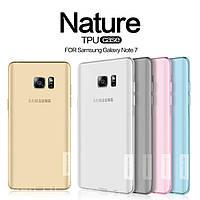 TPU чехол Nillkin для Samsung Galaxy Note 7 (4 цвета)