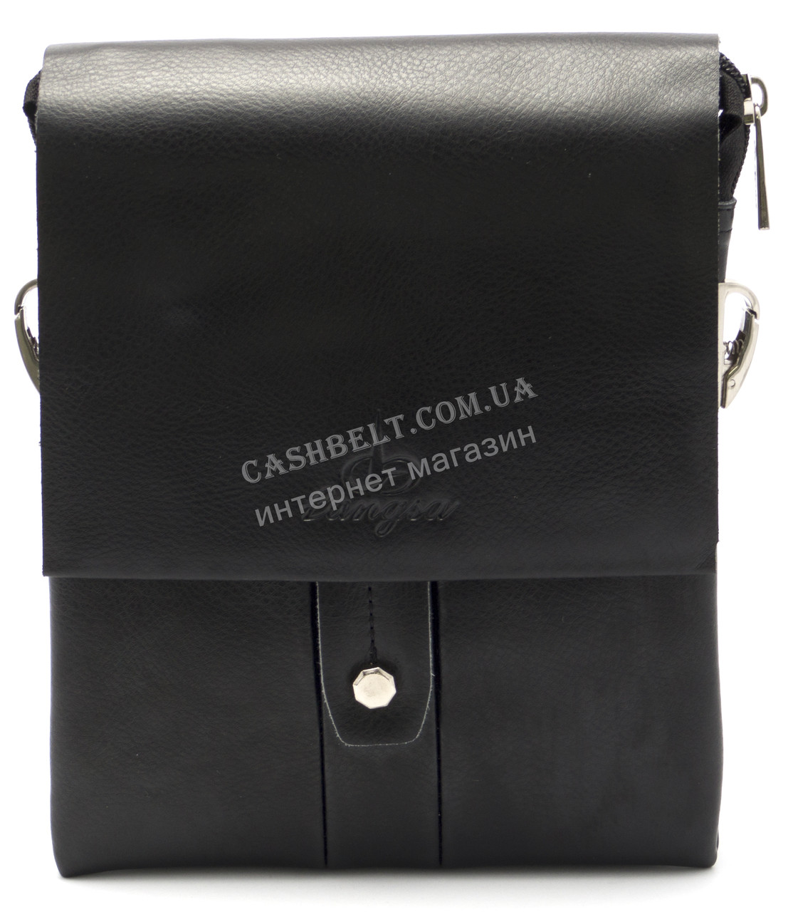 Удобная мужская сумка Langsa art. TP6652-2 черный