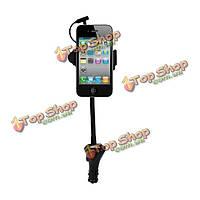 Автомобильный держатель телефона для iPhone GPS с FM-передатчик