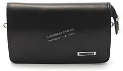 Удобная мужская сумка Langsa art. 1605-1 черный