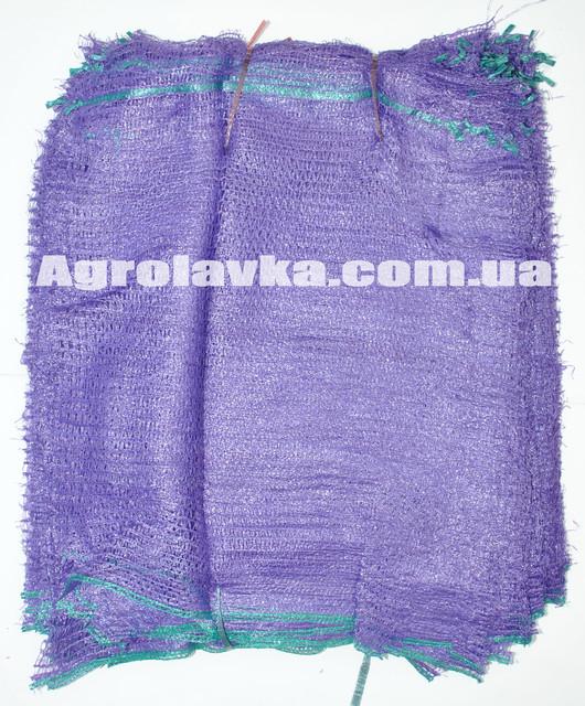 Сетка овощная фиолетовая